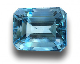 Natural blue topaz |Loose Gemstone| Sri Lanka - New