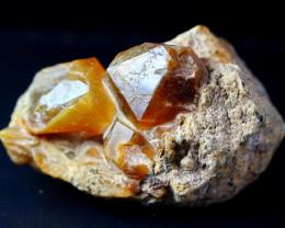 650 CT Natural - Unheated Brown Quartz Crystal Specimen