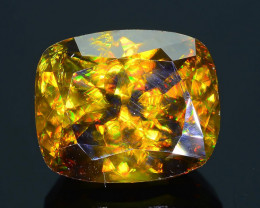 Imperial Sphene 4.56 ct AAA Brilliance Mozambique Sku-30