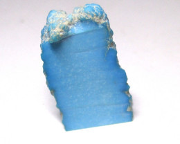13.01cts Natural Turquoise Pre Slabbed