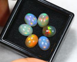 9.21ct Ethiopian Welo Opal 10 x 8 mm Lot E59