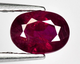 0.95 Ct Ruby With Top Color Mozambique. CRB 04