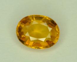 1.16 ct Natural Yellow Sapphire