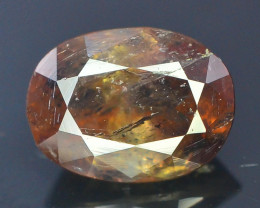 Rare 3.95 ct Multicolor Natural Axinite A