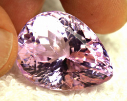 43.9 Carat Purple / Pink  Himalayan Rutile Kunzite - Superb