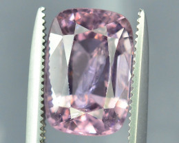 Top Color 3.95 ct Pink Color Spinel Untreated/Unheated~Burma T