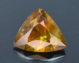 0.60 ct Natural Titanite Sphene AA