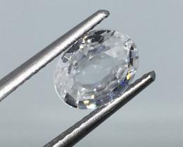 1.80 Carat VS Zircon - Diamond White Color Beautiful Flash !