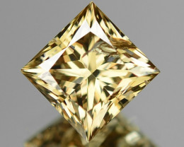 0.98 Cts UNTREATED NATURAL FANCY PINKISH BROWN COLOR DIAMOND