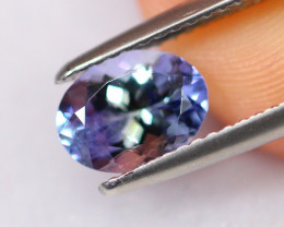 1.26cts Natural Violet Blue Tanzanite / DE300