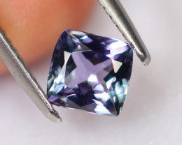 1.10cts Natural Violet Blue Tanzanite / DE303