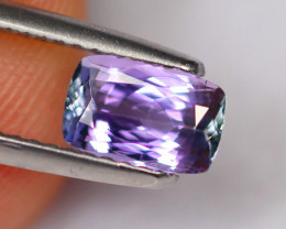 1.28cts Natural Violet Blue Tanzanite / DE305
