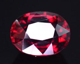 Gorgeous Color 5.20 Ct Natural Rhodolite Garnet. ARA