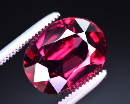 Rarest 4.10 Ct Natural Mahenge Garnet From Tanzania. ARA