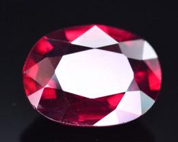 Beautiful Color 4.75 Ct Natural Rhodolite Garnet. ARA
