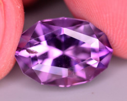 6.25 Ct Beautiful Color Natural Amethyst. ARA