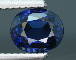 AAA Grade 1.23 ct Cobalt Tanzanian Blue Spinel SKU.6