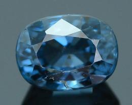 AAA Grade 1.13 ct Cobalt Tanzanian Blue Spinel SKU.6