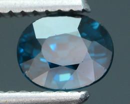 AAA Grade 1.07 ct Cobalt Tanzanian Blue Spinel SKU.6