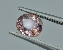 1.21 Crt Tourmaline Faceted Gemstone (R26)