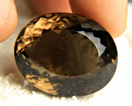 91.74 Ct. African VVS Smokey Quartz - Gorgeous