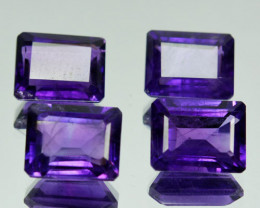 9.30Ct Marvelous Natural Amethyst AAA Octagon Parcel
