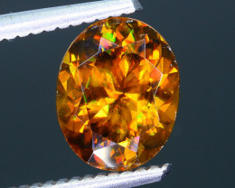 Imperial Sphene 2.21 ct AAA Brilliance Mozambique Sku-30