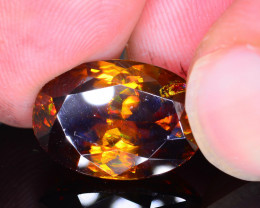 Imperial Sphene 9.11 ct AAA Brilliance Mozambique Sku-30