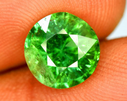NR Auction - 3.15 Carats Green Color Natural Afghan Tourmaline From Jaba mi