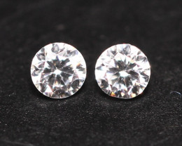 1.4mm G-Color VS-Clarity Natural Loose Diamond
