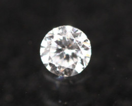 2.2mm D-F Color VS-Clarity Natural Loose Diamond