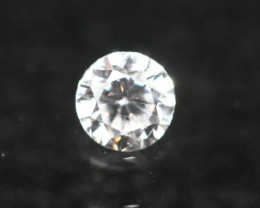 2.6mm G-Color VS-Clarity Natural Loose Diamond