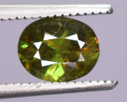Carats Natural Sphene Gemstone