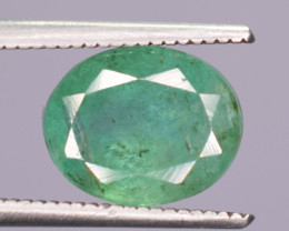 2.03 Carats Natural Emerald Gemstone