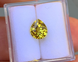 ~NR~ 2.05 ct Flawless Mali Garnet - Bright Yellow $500