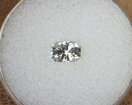 1,75ct White Zircon - Master cut!