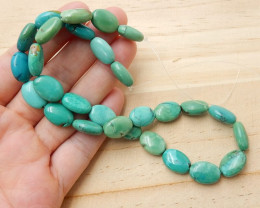 Turquoise Gemstone Loose Beads,Necklace,1 Strand,38cm Lenghth H3866