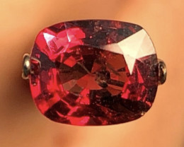 *NR* 1.75 ct Blood Red Spinel - Burma $265