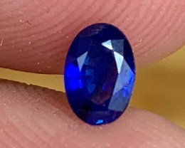 Blue Sapphire - Natural Old Stock -  No Reserve Auction