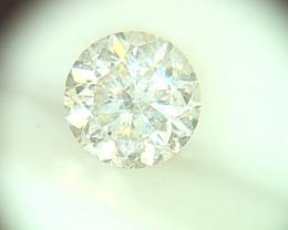 0.395ct G/SI2  Diamond , 100% Natural Untreated