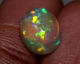2.10 Crt Natural Ethiopian Welo Fire Opal Cabochon 63