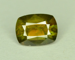 Amazing Color 1 ct Chrome Sphene from Himalayan Range