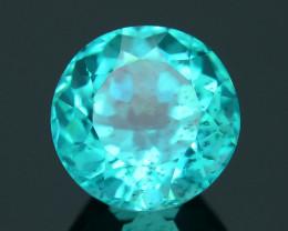 Rare 2.16 ct Neon Blue Color Apatite SKU.3