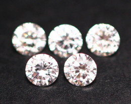2.2mm VS Clarity Untreated Light Pink Diamond A0402