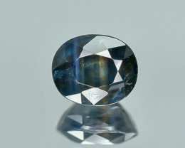 1.86 Crt Natural Sapphire Faceted Gemstone.( AG 11)