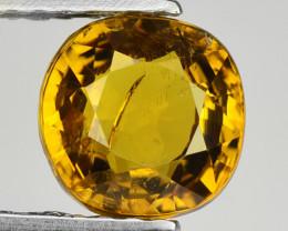 1.39 Ct Mali Garnet Sparkiling Luster Gemstone.MG 14