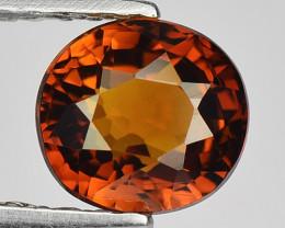 1.17 Ct Mali Garnet Sparkiling Luster Gemstone.MG 22