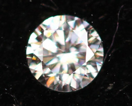 2.2mm Natural Light Pink To White Diamond Clarity VS Lot LZ1955