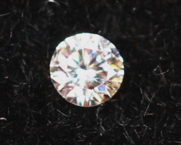 1.55mm Natural Light Pink To White Diamond Clarity VS Lot LZ1956