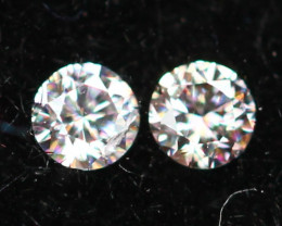 1.60mm Natural Light Pink To White Diamond Clarity VS Lot LZ1958